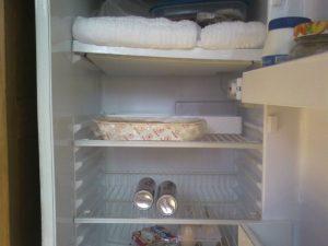 Pulire frigo e forno con aceto